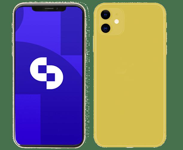 iPhone 11 Gelb - Slider