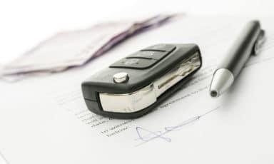 Autopfand Vertrag Titelbild